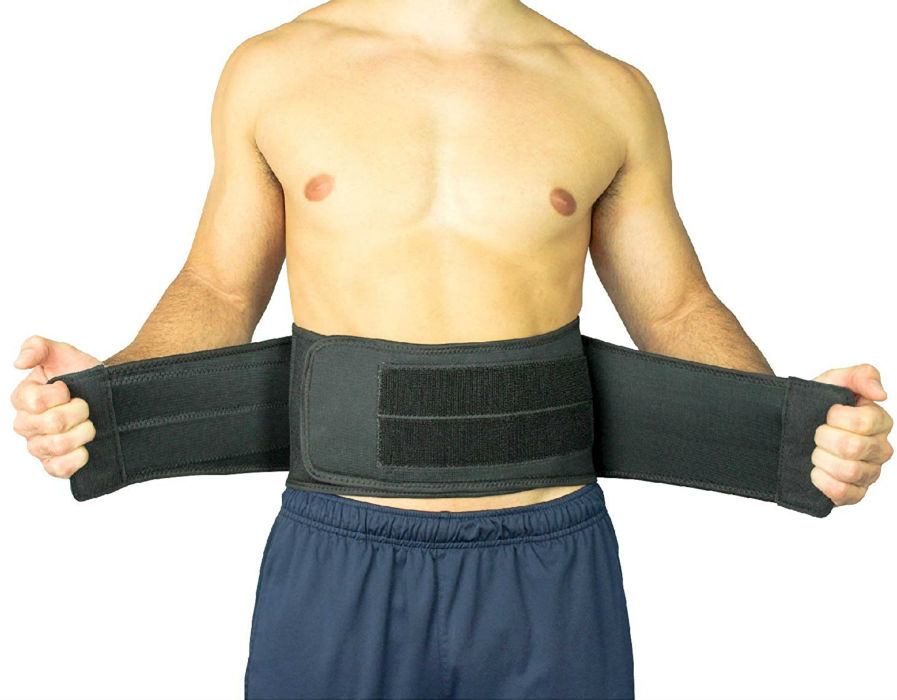 VIVE Adjustable Lumbar Wrap