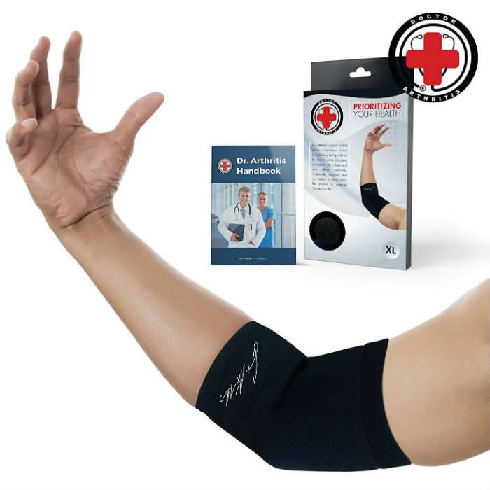 Dr. Arthritis Elbow Compression Sleeve