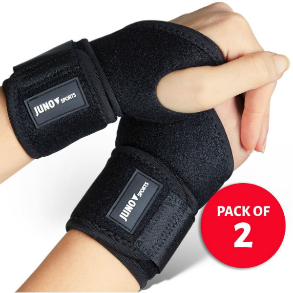 JunoSports Adjustable Athletic Wrist Brace