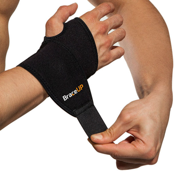 BraceUP Adjustable Wrist Support