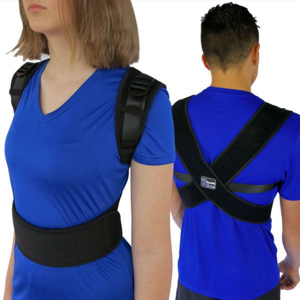 ComfyMed CM-PB16 Clavicle Support Brace