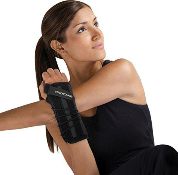 ProCare Quick Fit II Wrist Support Brace