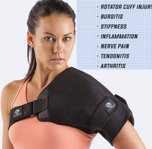 ActiveWrap shoulder brace