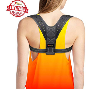4Well shoulder brace for women