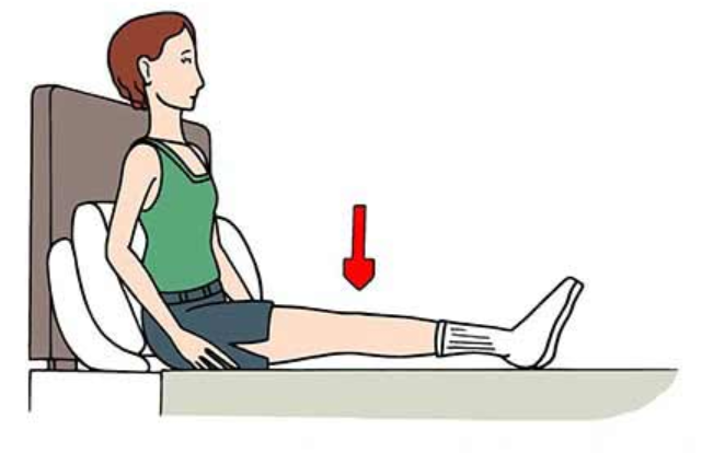 ACL recovery exercises