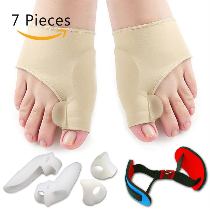 Bunion Relief Protector Sleeves Kit by Flyen