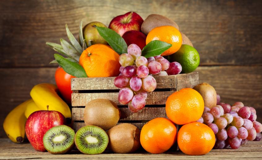 diet for fresh skin