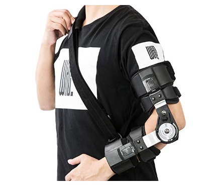 Best Hinged Elbow Braces For Pain Reviews Specs Amp Buyer