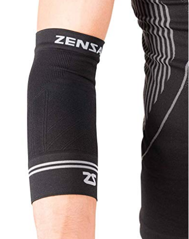 Zensah elbow brace for weightlifting