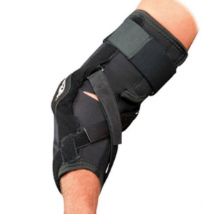 hinged elbow braces by Don Joy