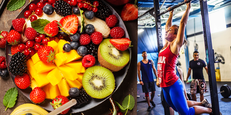 diet of athletes
