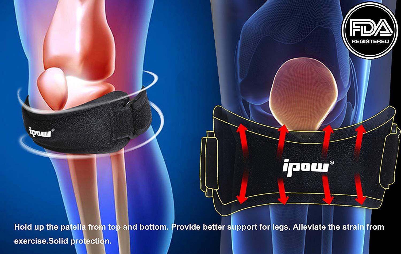 Ipow knee brace