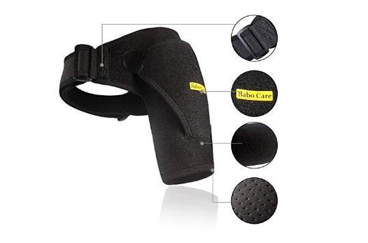 shoulder stability brace by Babo care