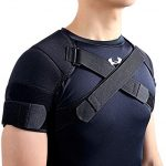 Kuangmi Double Shoulder Brace Support - Reviews & Buyer's Guide
