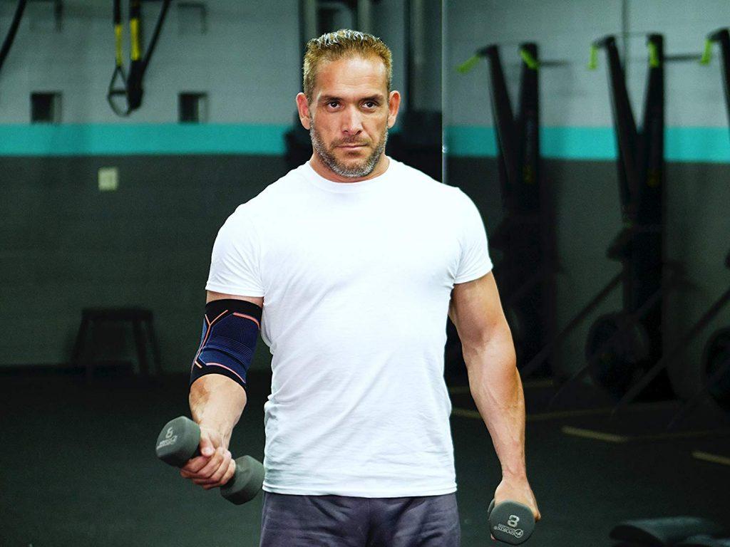 Kuntoo elbow brace
