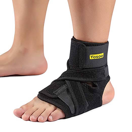 Yosso ankle braces for volleyball