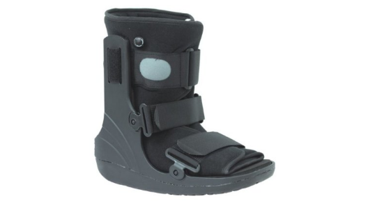 foot braces for stress fracture