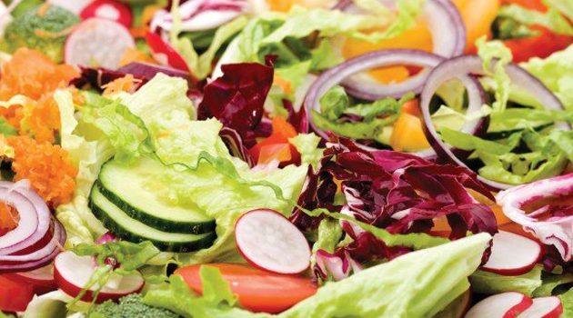 importance of salad