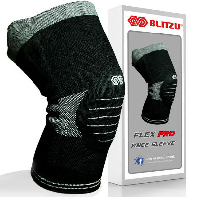 Blitzu Flex Professional Compression Knee Brace