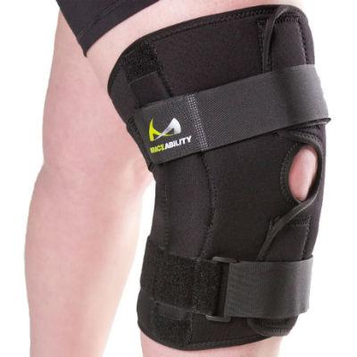BraceAbility XXXL Plus Size Knee Brace