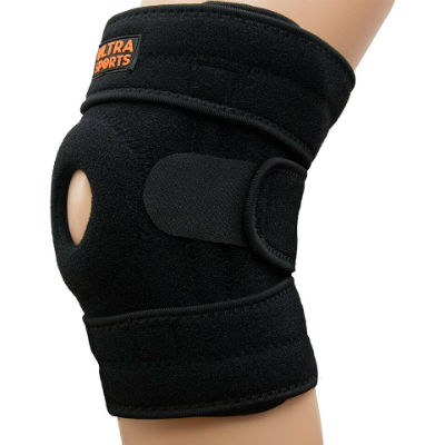 Knee Brace For Arthritis, Meniscus Tear, Runner Knee by Ultra Sports Gear