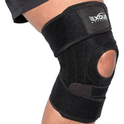 Exous Compression Knee Support Protector