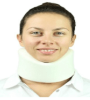 Adjustable Collar Support Brace by Vive